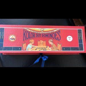 Vintage Style Children's Dominos